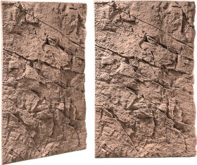 Back to Nature Slimline Rückwand 80A Red Gneiss, 48x80cm (03000150)