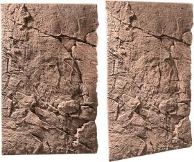 Back to Nature Slimline Rückwand 80B Red Gneiss, 48x80cm (03000151)