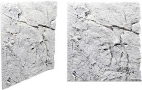 Back to Nature Slimline Rückwand 60A White Limestone, 50x55cm (03000086)