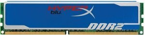 Kingston HyperX blu. DIMM 1GB, DDR2-800, CL5-5-5-15 (KHX6400D2B1/1G)