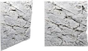 Back to Nature Slimline Rückwand 60B White Limestone, 50x55cm (03000087)
