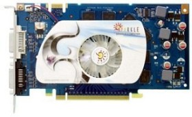 Sparkle GeForce 9600 GT Green, 512MB DDR3, 2x DVI (SX96GT512D3G-VP)