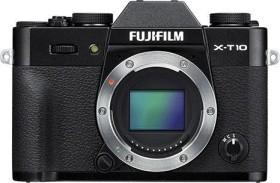 Fujifilm X-T10 schwarz Body