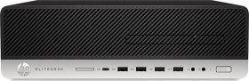 HP EliteDesk 800 G3 SFF, Core i5-6500, 8GB RAM, 256GB SSD (1KL69AW#ABD)