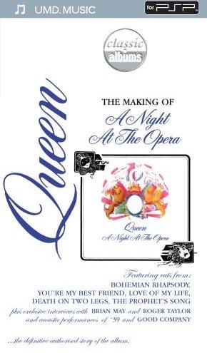 Queen - A Night at the Opera Classic Album (UMD-Film) (PSP) -- via Amazon Partnerprogramm
