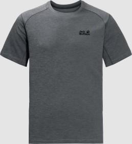 Jack Wolfskin Hydropore XT Shirt kurzarm dark iron (Herren) (1806131-6116)