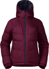 Bergans Sauda Down Jacke beet red/purple velvet (Damen) (8681-13007)