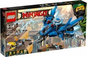 LEGO The Ninjago Movie - Jay's Jet-Blitz (70614)