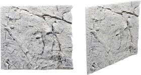 Back to Nature Slimline Rückwand 50A White Limestone, 50x45cm (03000089)