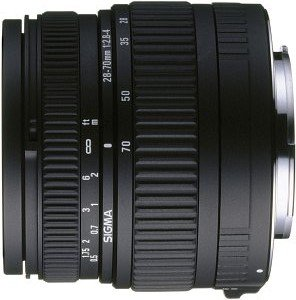 Sigma AF 28-70mm 2.8-4.0 Asp for Sony/Konica Minolta black (633934)