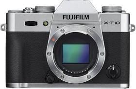 Fujifilm X-T10 silber Body