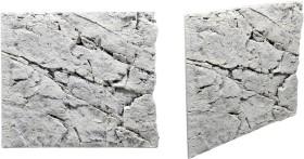 Back to Nature Slimline Rückwand 50B White Limestone, 50x45cm (03000090)