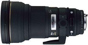 Sigma AF 300mm 2.8 EX APO IF für Pentax K schwarz