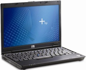 HP nc2400, Core Duo U2500, 1GB RAM, 80GB, DVD+/-RW (RH565EA)