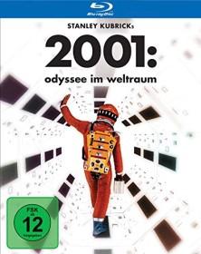 2001 - Odyssee im Weltraum - 50th Anniversary Edition (Blu-ray)