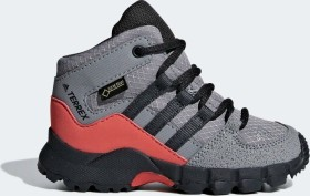 adidas Terrex Mid GTX grey three/carbon/matte silver (Junior) (D97656)