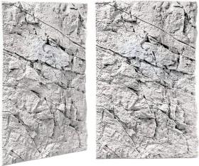 Back to Nature Slimline Rückwand 80A White Limestone, 48x80cm (03000152)