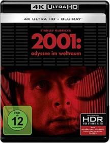 2001 - Odyssee im Weltraum (4K Ultra HD)