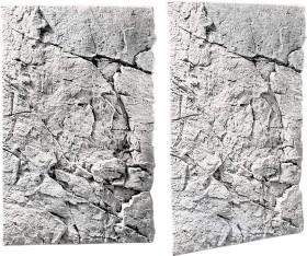 Back to Nature Slimline Rückwand 80B White Limestone, 48x80cm (03000153)