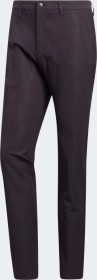 adidas Ultimate365 Herringbone golf trousers long noble purple (men) (FR1145)