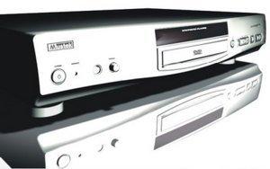 Mustek DVD-V562 silber