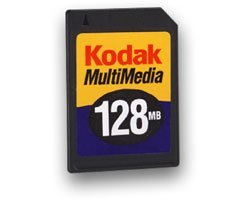 Kodak MultiMedia Card [MMC] 128MB (8802019)