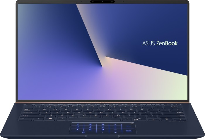 ASUS Zenbook 14 UX433FA-A6018T Royal Blue (90NB0JR2-M01510)