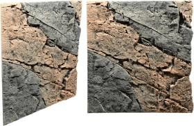 Back to Nature Slimline Rückwand 60B Basalt-Gneiss, 50x55cm (03000093)