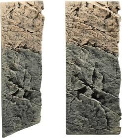 Back to Nature Slimline Rückwand 60C Basalt-Gneiss, 20x55cm (03000094)