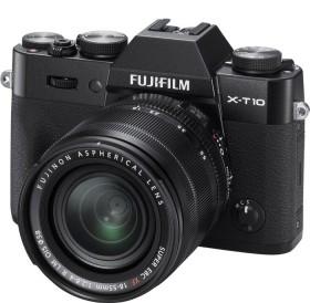 Fujifilm X-T10 schwarz mit Objektiv XC 16-50mm 3.5-5.6 OIS II (16470697)