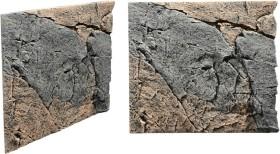 Back to Nature Slimline Rückwand 50A Basalt-Gneiss, 50x45cm (03000095)