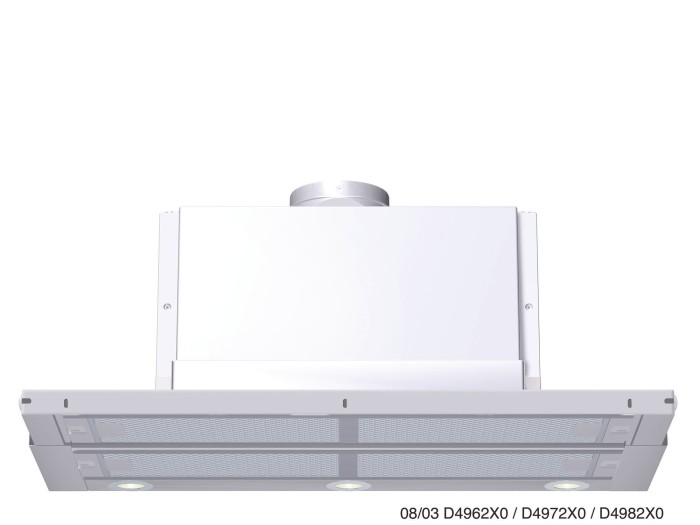 Neff DA89B slimline cooker hood (D4982X0) -- via Amazon Partnerprogramm