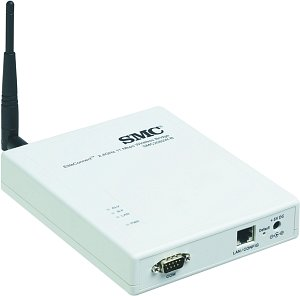 SMC EliteConnect Access Point/Bridge, 11Mbps (SMC2582W-B)