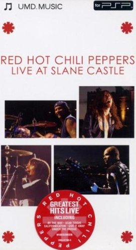 Red Hot Chili Peppers - Live at Slane Castle (UMD-Film) (PSP) -- via Amazon Partnerprogramm