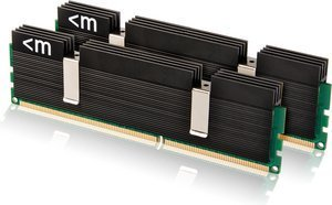Mushkin Enhanced Blackline Ascent DIMM Kit 2GB, DDR3-1800, CL8-8-7-20 (996626)