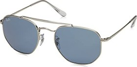 Ray-Ban RB3648 Marshal 54mm silver/azure-blue gradient (RB3648-003/56)