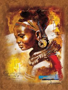 Ravensburger puzzle African beauty (15352)