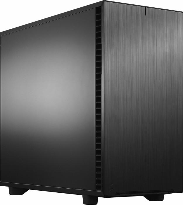Fractal Design Define 7 Black, schallgedämmt (FD-C-DEF7A-01)