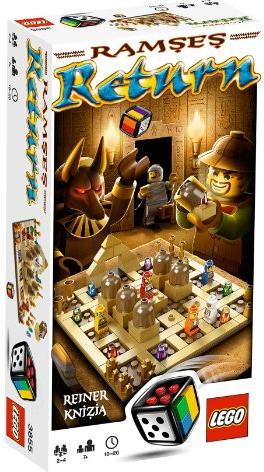 LEGO Ramses Return (3855) -- via Amazon Partnerprogramm