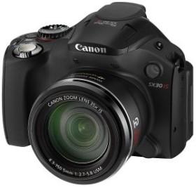 Canon PowerShot SX30 IS schwarz (4344B008)