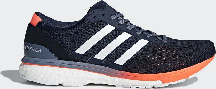 online retailer 90d0e 287cd adidas adizero Boston 6 collegiate navyftwr whitehi-res orange (Herren