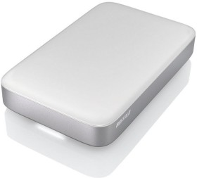 "Buffalo MiniStation Thunderbolt 500GB, 2.5"", USB 3.0 Micro-B/Thunderbolt 1 (HD-PA500TU3)"