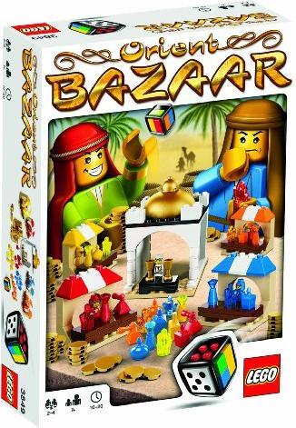 LEGO Orient Bazaar (3849) -- via Amazon Partnerprogramm