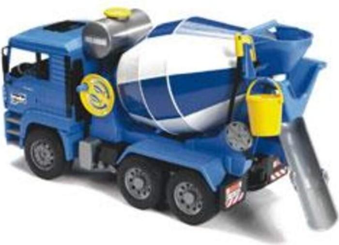 Bruder MAN TGS Betonmisch-LKW Fahrzeug Kinder Baufahrzeug Spielzeug NEU Kleinkindspielzeug