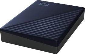 Western Digital WD My Passport for Mac Midnight Blue 2019 4TB, USB 3.0 Micro-B (WDBA2F0040BBL)