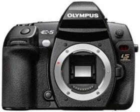 Olympus E-5 schwarz Body (N4279292)