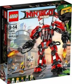 LEGO The Ninjago Movie - Kai's Feuer-Mech (70615)