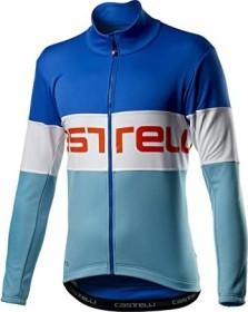 Castelli Prologo Fahrradjacke rescue blue/white/celeste (Herren) (4520504-054)