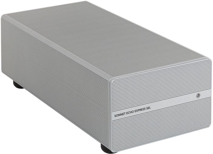 Sonnet echo Express SEL, Expansion Chassis for PCIe, Thunderbolt 2 (ECHO-EXP-SEL)