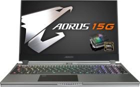 Aorus 15G KB-8UK2130MH, Core i7-10875H, 16GB RAM, 512B SSD, Windows 10 Home, UK